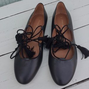 Black Shoes Of Prey NWOT